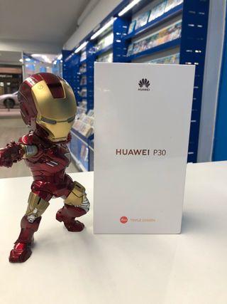HUAWEI P30 128GB BLACK PRECINTADO