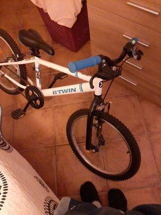 bicicleta niño 10,12 años