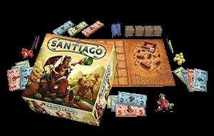 juego de mesa Santiago