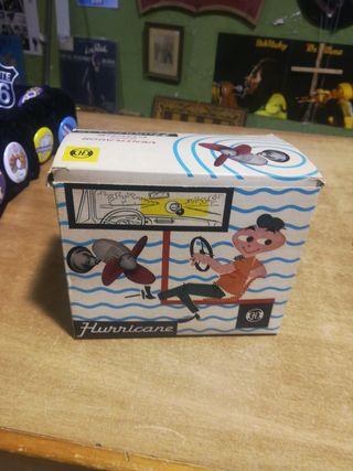 Ventilador vintage Hurricane para coche
