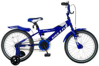 """Bicicleta Popal Bike 2 Fly azul 18"""""""