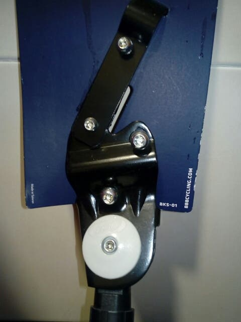 pata de cabra - soporte para bicicleta