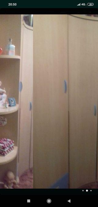 armario juvenil
