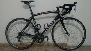 Bici carretera MMR BLACK carbon