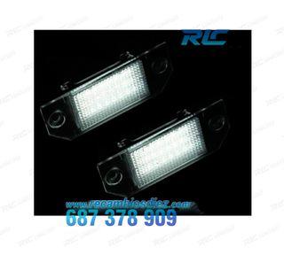 Luces de matrícula LED para Ford C-Max (2003-2011)