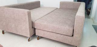 Sofá cama XXL 3m x2m antimancha