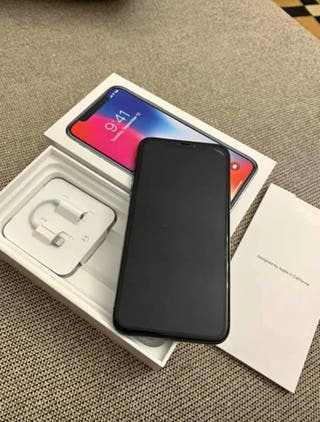 Iphone X Libre 64GB Space Gray