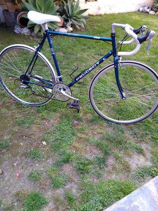 Peugeot bicicleta carretera