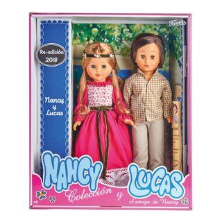 Nancy y Lucas de reedición