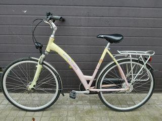 Bicicleta de paseo Montego