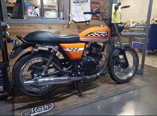 Moto Mash Seventy 125cc