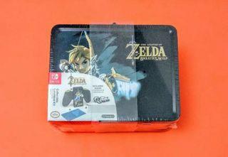 Fiambrera Zelda + Extras Switch
