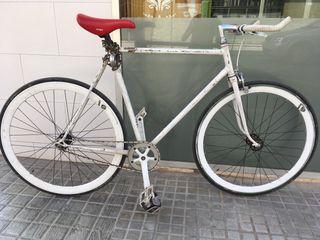 Fixie bici piñón fijo