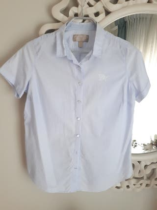 Camisa manga corta mujer Pedro del Hierro