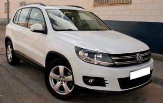 Volkswagen tiguan 2.0tdi bluemotion 110cv
