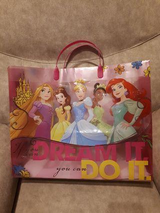 Bolsa princesas DISNEY