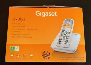 2 Teléfonos inalámbricos Gigaset AS290
