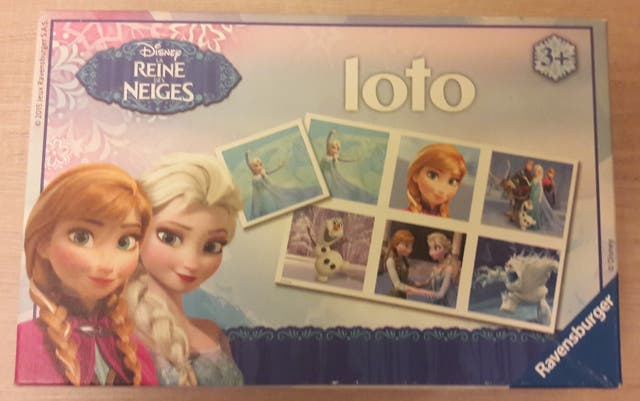 Lote Frozen Disney