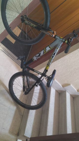 bicicleta dirt