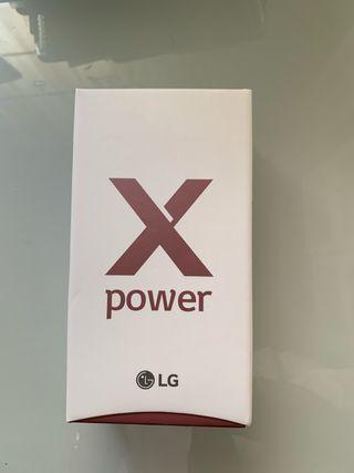 LG X POWER K220