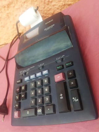 Calculadora impresora Casio modelo FR-620Ter