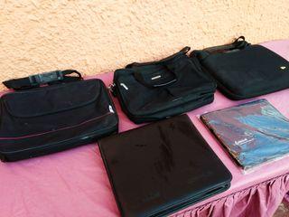 5 Bandoleras y bolsos para transporte de portatil