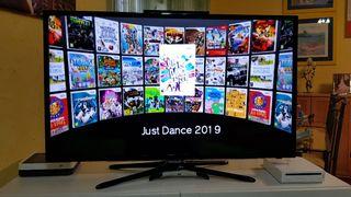 Nintendo Wii Arcade con 500 juegos