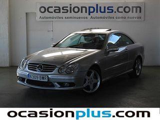 Mercedes-Benz Clase CLK CLK 500 Avantgarde 225kW (306CV)