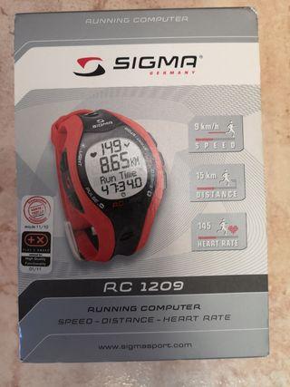 reloj running
