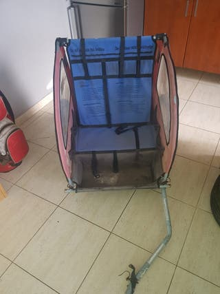 carrito de bici