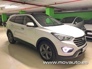 Hyundai Grand Santa Fe 2.2 CRDi Style Auto 4x4 7S