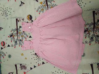 vestido Valentina 36 meses y 24 meses
