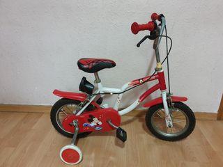 bicicleta infantil nene