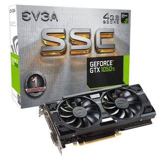 Tarjeta Grafica GTX 1050Ti SSC Gaming ACX 3.0 4GB