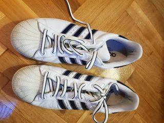 Zapatillas deportivas ADIDAS, color blanco 42,5