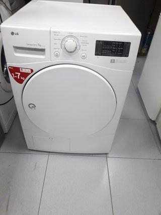 secadora marca LG