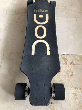 skate longboard electrico 500 watts
