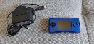Gameboy Micro y cargador original