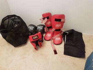 accesorios boxeo