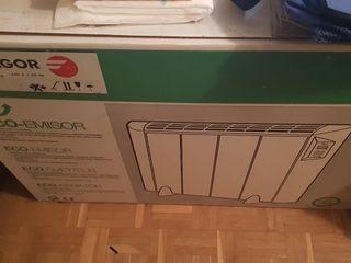 estufa radiador nueva . usada 2 veces..