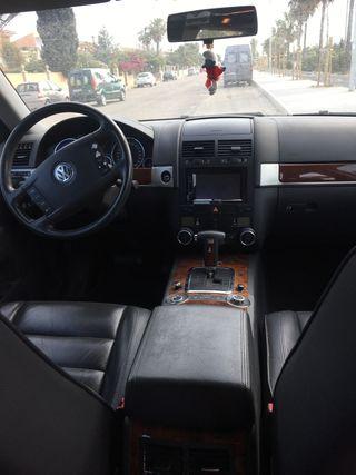 Volkswagen Touareg 2003