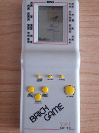 Maquinita años 80 tetris retro