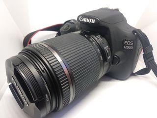 canon 1200d+tamron 18-200