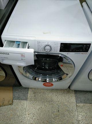 Lavadora carga frontal 12 Kg