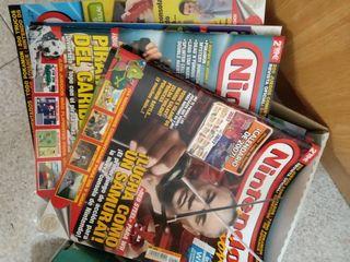 Revistas antiguas Nintendo