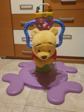 Juguete para bebé de winnie the pooh