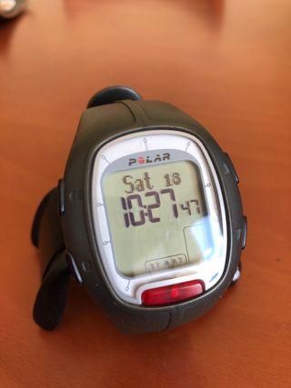 Pulsómetro POLAR RS 100 + soporte manillar