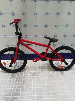 Bicicleta wipe