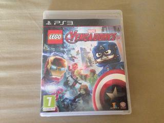 JUEGO LEGO VENGADORES PS3