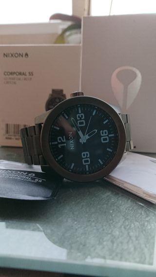 55cb2554f766 Correa Reloj Gris de segunda mano en Madrid en WALLAPOP